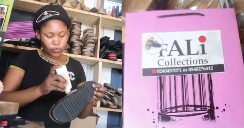 Divine direction, shoe business, entrepreneur
