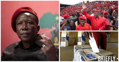 Julius Malema targets 9 million votes for EFF at 2019 general election