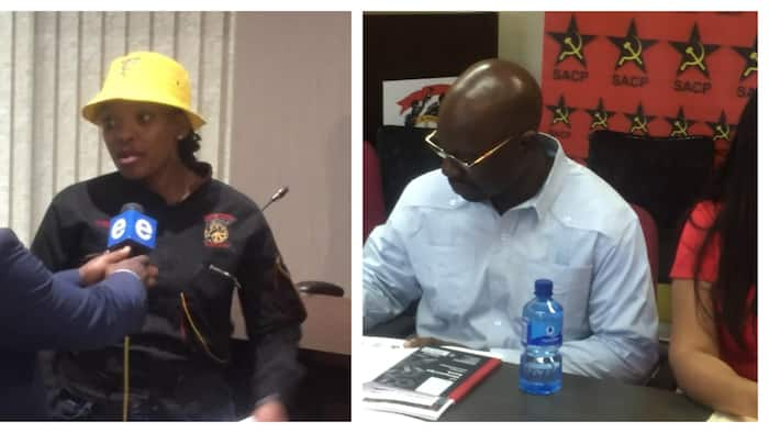 Cosatu airs views on CR17 funding and Tito Mboweni's economic plans