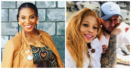 Penny Lebyane steps in to help Kelly Khumalo slay the cyber bullies