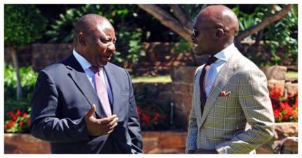 Revealed: President Ramaphosa instructed Malusi Gigaba to resign