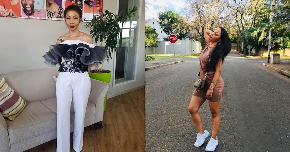 Kelly Khumalo exposed for allegedly lying about her real age
