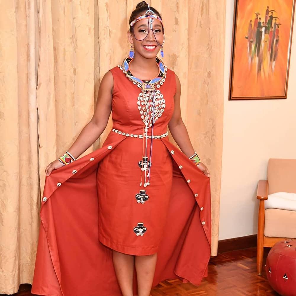 Traditional wedding dresses in Kenya Kikuyu