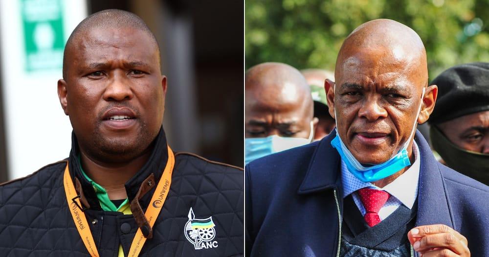 Eastern Cape Premier Oscar Mabuyane Blames Ace Magashule for Hawks Probe, Seeks Interdict