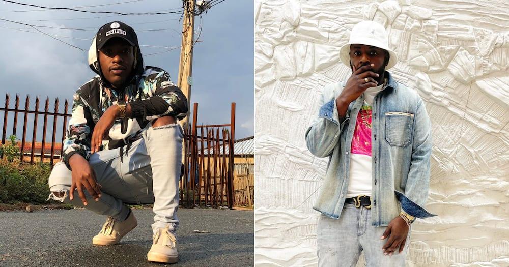 Former Rap Lyf producer Makwa calls DJ Maphorisa an opportunist