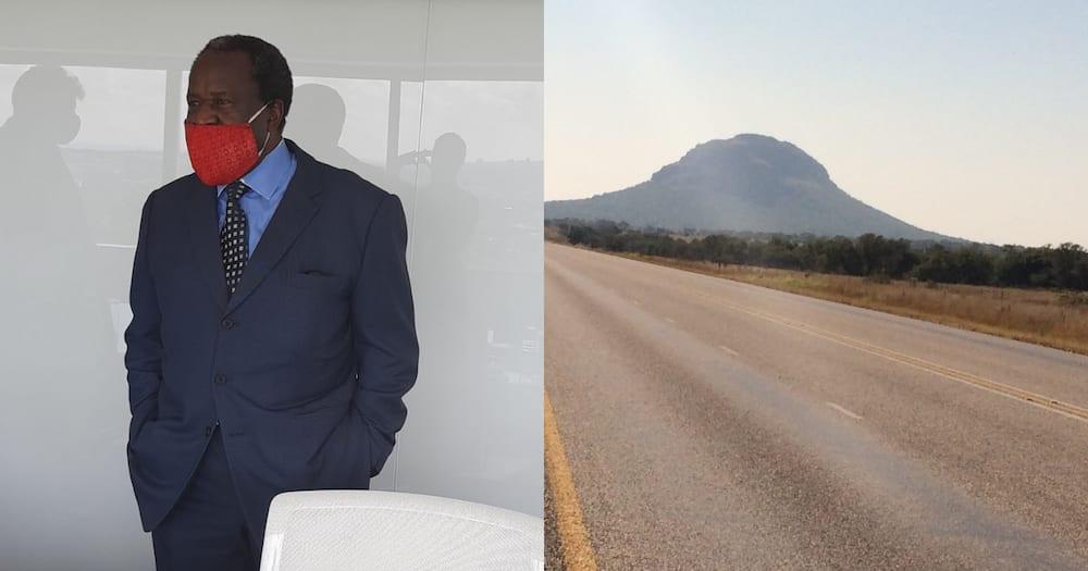 Tito Mboweni misses Limpopo