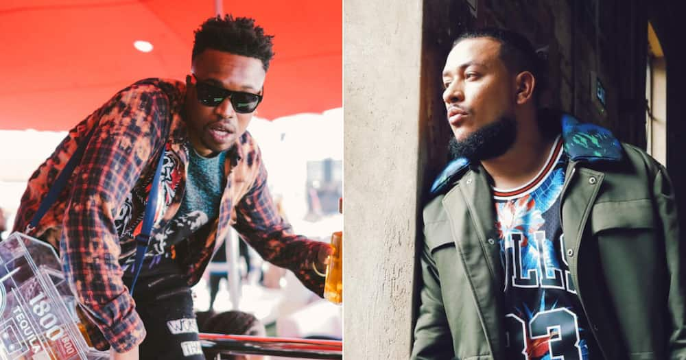 Scoop Makhathini sends message AKA about telling the truth about Nelli Tembe