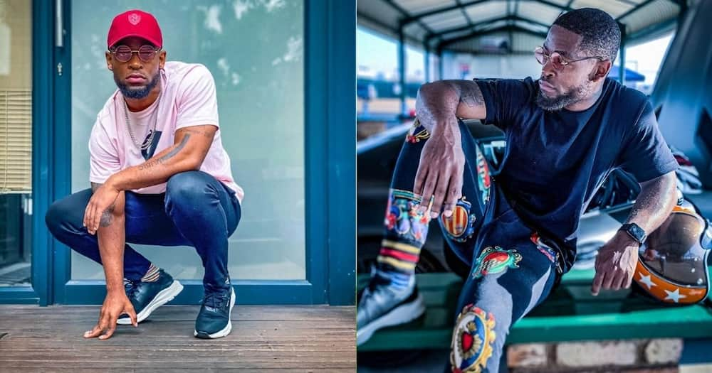 Prince Kaybee tweets about man working 25 years without sick leave