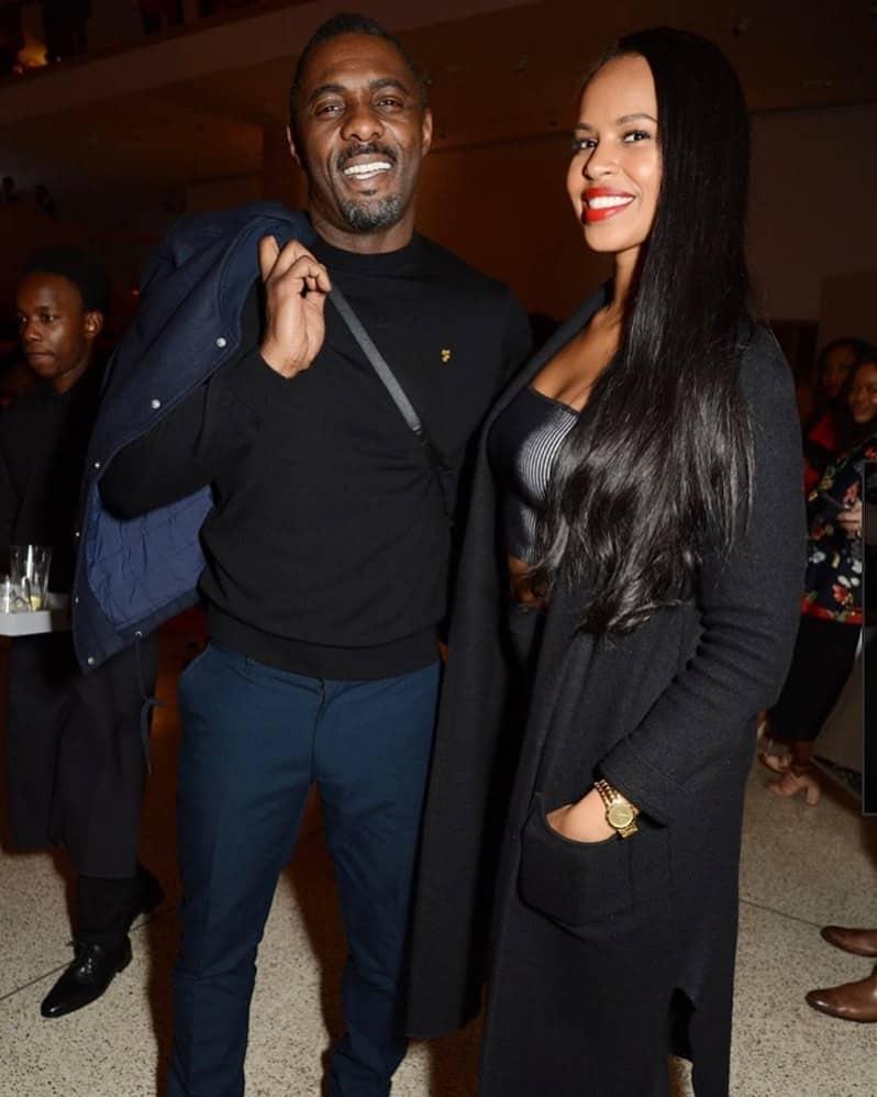Idris Elba wife