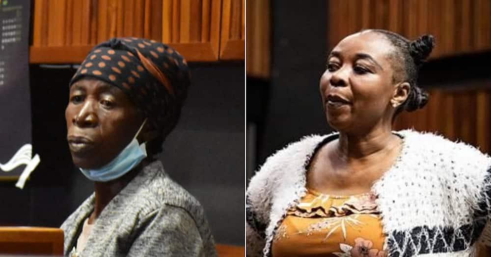 Nomia Ndlovu's Mother, Maria Mushwana, Tembisa cop, serial killer, insurance money, hitman