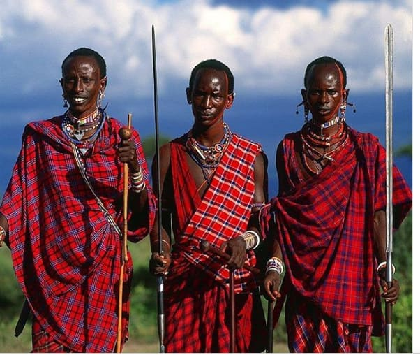 African tribes - culture, rituals and traditions