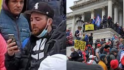 Alleged Capitol rioter turned in by ex after he called her a 'moron'