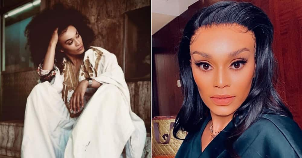 Pearl Thusi urges people to take a stand against gender-based violence