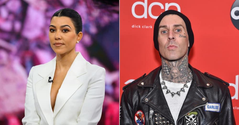 Kourtney Kardashian is super happy with new boo Travis Barker