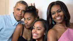 Michelle celebrates hubby Barack Obama on his 60th birthday with sweet post