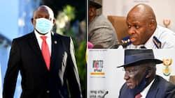 Ramaphosa, Cele seek answers in R45m bid to defraud SAPS secret fund