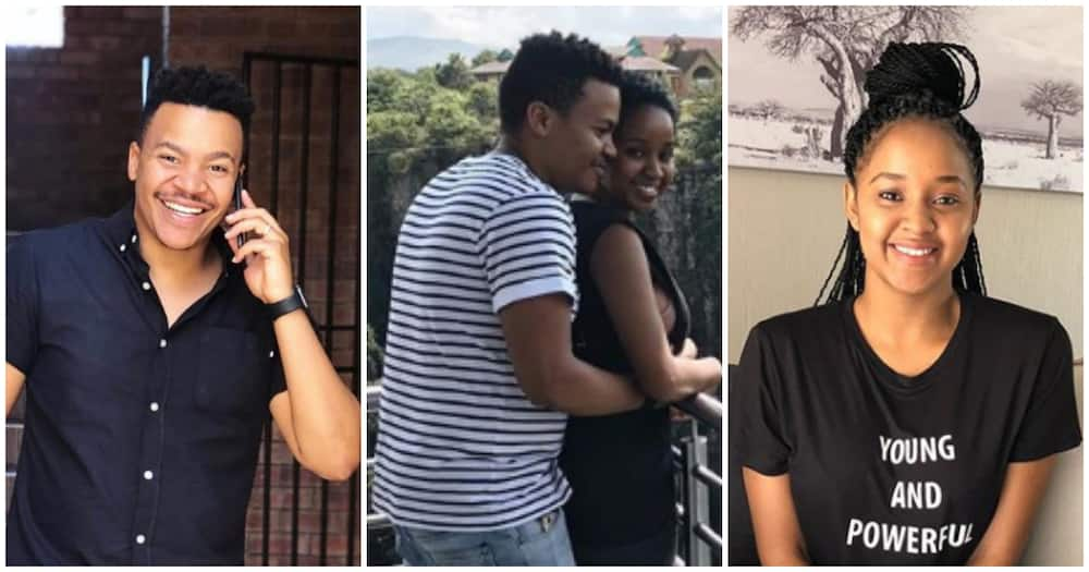 Brenden Praise and Mpoomy Ledwaba proudly welcome baby number 2