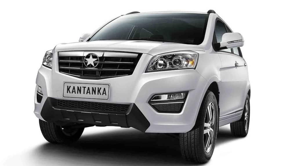 Super car made in Ghana
