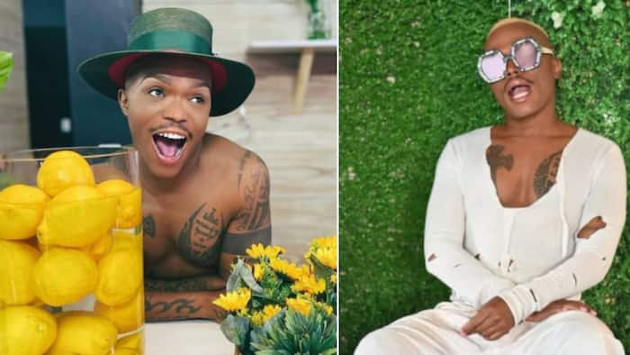 Rumour has it: Somizi Mhlongo has a new gig, allegedly joins the 'Moja Love' fam