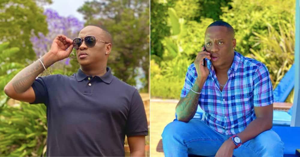 Uyajola 9/9 returns, Jub Jub spotted in Matatiele and Mzansi is stunned