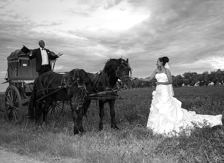 Gail Mabalane wedding