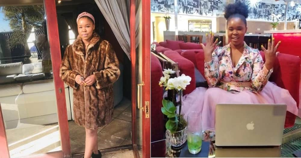 Zahara loses another loved one just weeks after burying her brother