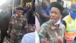 Video of drunk SANDF member takes odd twist, soldier missing since July