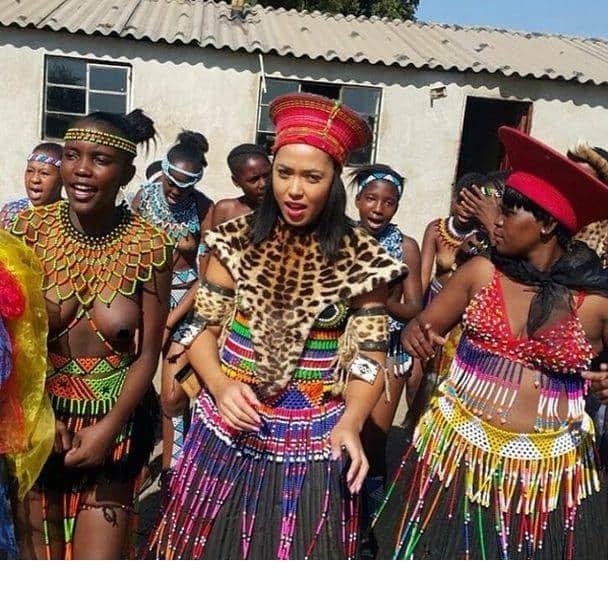 Zulu traditional dresses