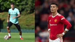 Arsenal star confident he can handle Ronaldo ahead of November meeting at Old Trafford