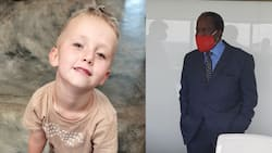"""""""It might not be pilchards"""": SA kid begs Mboweni to visit burger shop"""