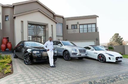 The flashy lifestyle of Prophet Bushiri: Luxury cars, mansions and private jets