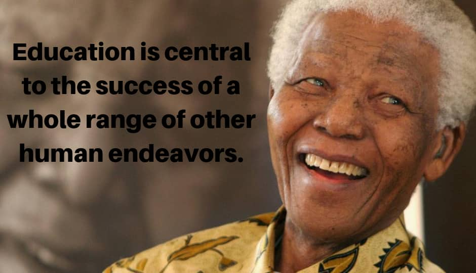 Nelson Mandela quotes about education Nelson Mandela education quotes Nelson Mandela quotes education Education quotes Mandela Nelson Mandela on education