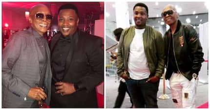 Musa Sukwene opens up about the dark months after Robbie Malinga's death