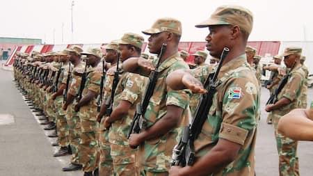Hawks nab 6 SANDF members charging R15 000 for smuggled vehicles