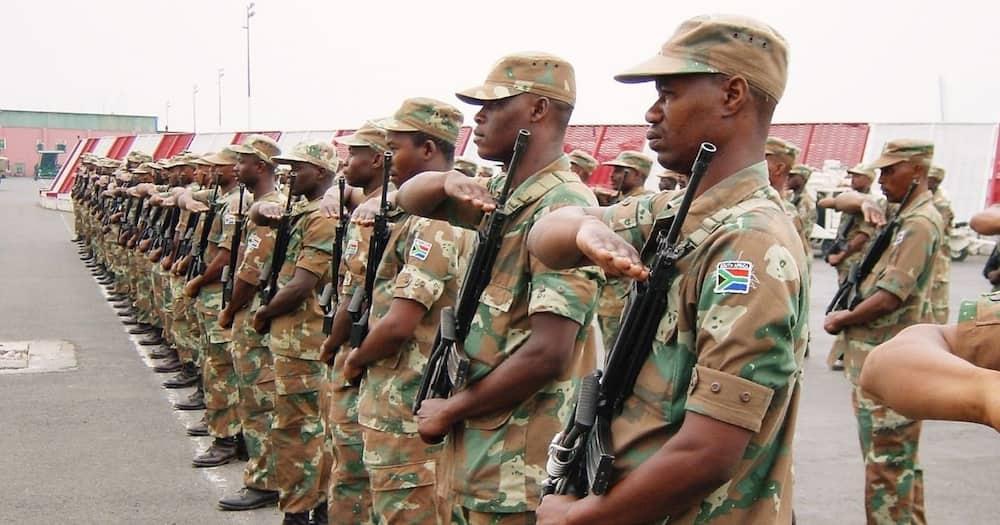 Hawks, nab 6 SANDF members, charging R15 000, smuggled, vehicles