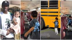 Travis Scott surprises daughter Stormi with school bus, Kylie Jenner shares photos as she gives the reason