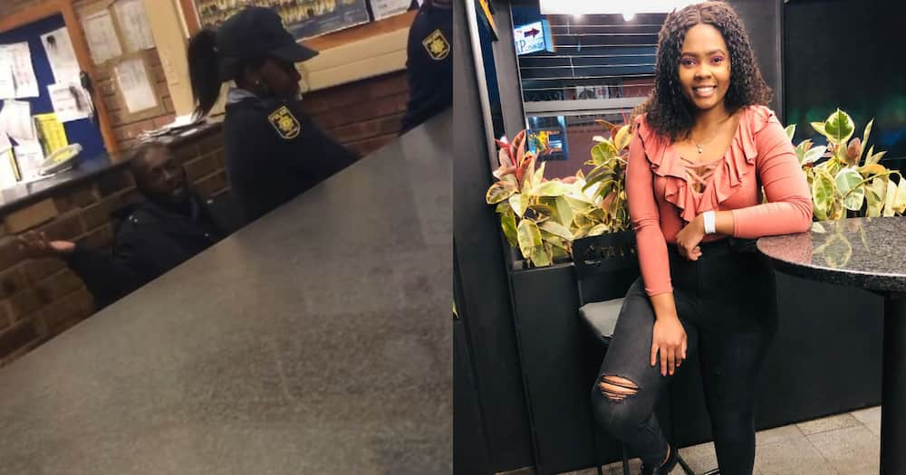"""""""I'm coming to you crying"""": Lady ignored by police officers who told her not to bore them"""
