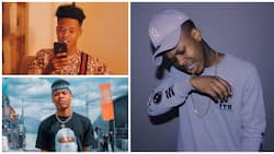 Nasty C dominates African hip hop chart with 2 firecracker tracks