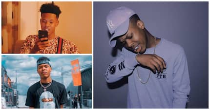 Nasty C's feeling generous: Stand a chance to win a diamond chain