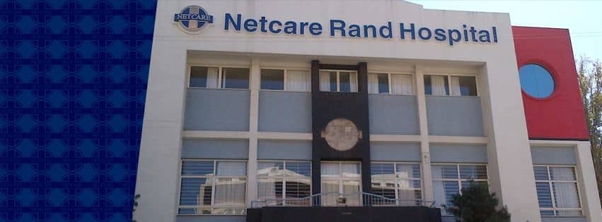 Complete list of hospitals in South Africa and their location