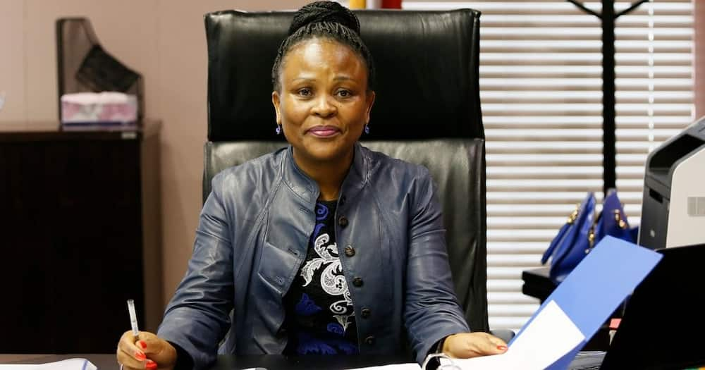 Busiswe Mkhwebane: Report on impeachment to be released soon