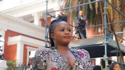Phumzile van Damme reveals the real reason she resigned from the Democratic Alliance