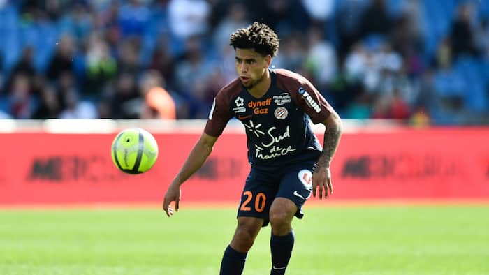 Keagan Dolly says he's supported Kaizer Chiefs since he was young