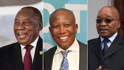 Malema says he was never close to Zuma, closer to Ramaphosa