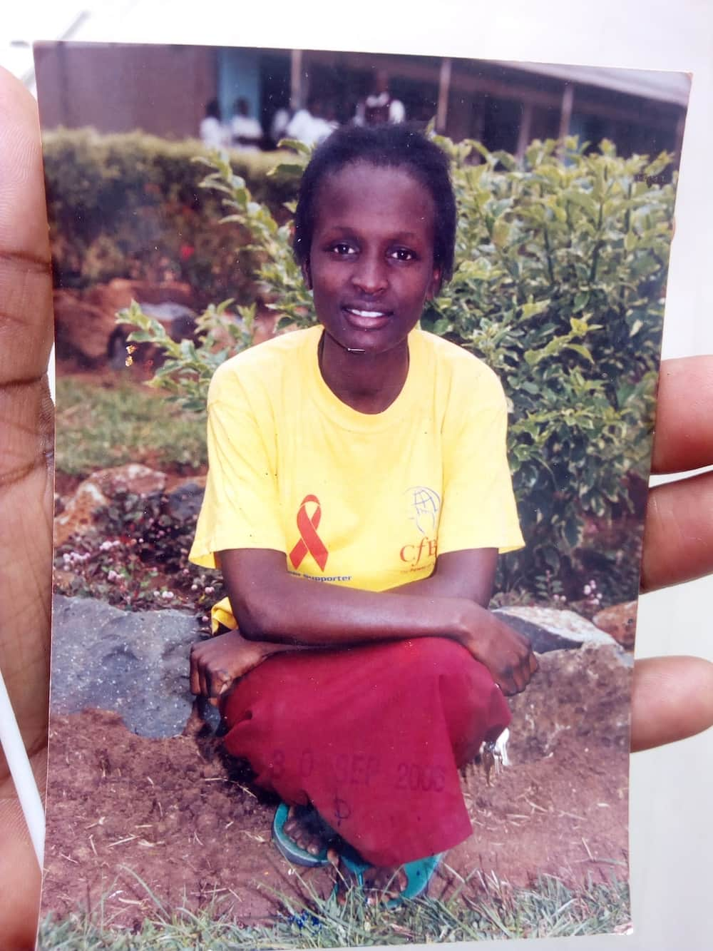 Actress Rose Nyabhate learns after 17 years her close friend paid her school fees