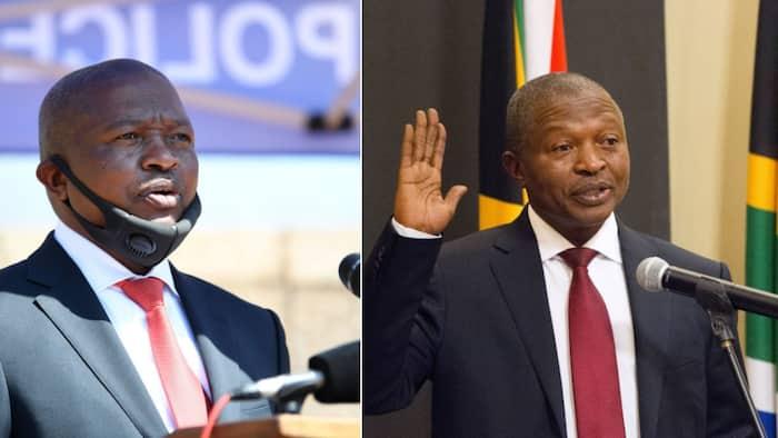 David Mabuza says don't racialise leadership problems at embattled Eskom