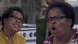 Skeem Saam: Mzansi stans MaNtuli, Dieketseng Mnisi praised for her acting skills