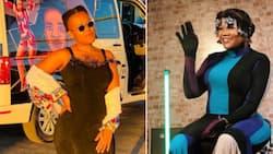 Busiswa Gqulu surprises Zodwa Wabuntu and fans react to their lit friendship