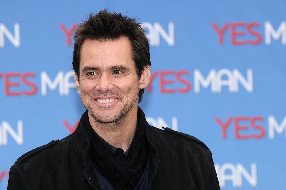 Jim Carrey characters