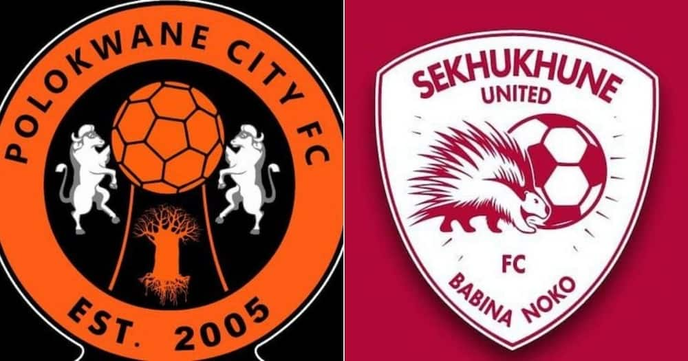 Polokwane City has approached the Gauteng High Court in their case against Sekhukhune United. Image: @SekhukhuneFC/@Polokwane_City/Twitter
